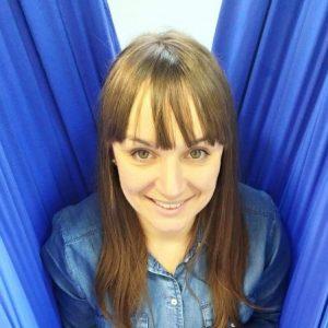 Aleksandra Kawa, psycholog, terapeuta integracji sensorycznej
